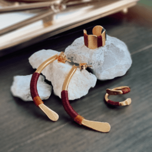 Menchai Earrings